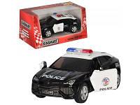 Машинка металлическая инерционная Lamborgini Urus Police KT 5368 WP Kinsmart