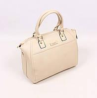 Практичная сумка DKNY, цвет бежевый