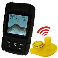 Беспроводной эхолот Fishfinder Lucky FFW718 LiW