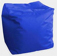 Пуф детский Куб синий