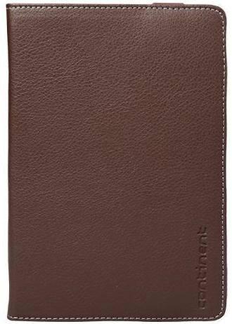 Надежный чехол для планшета с диагональю 9.7 Continent Universal UTH-101BR коричневый