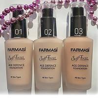 Farmasi тональный крем Soft Focus Беж 03