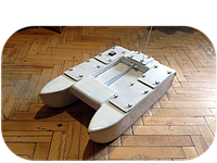 Корпуса корабликов для рыбалки CarpZone «Классик»
