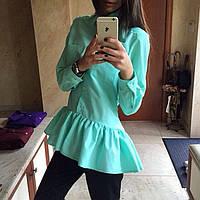 Женская модная рубашка в различных цветах Размер универс. AK 0604