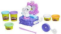 Игровой набор Hasbro Play-Doh Туалетный столик Рарити с массой для лепки (B3400)