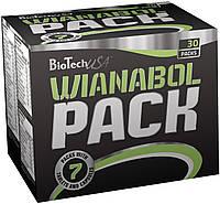 Анаболические комплексы BioTech Wianabol Pack 30 packs