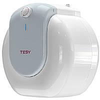 Электрический водонагреватель (бойлер) Tesy Compact 10 литров (GCU 1015 L52 SRC) под мойкой