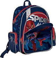 Рюкзак ортопедический с EVA-спинкой Spider-man