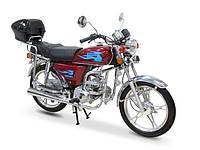 Мопед скутер ALPHA 110CC