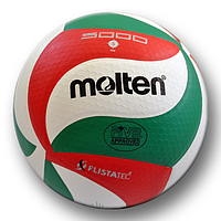 Мяч волейбольный MOLTEN OFFICIAL. Клееный.