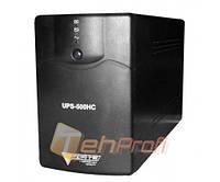 Источник бесперебойного питания FORTE UPS-500HC (ИБП для котла)
