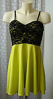 Платье туника сарафан летний яркий нарядный модный Cameo Rose р.40-42 6403а