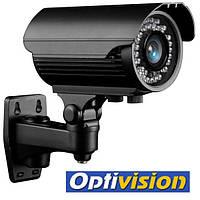 Камера видеонаблюдения Optivision - WIR30V3B-700 (700ТВЛ, 2.8-12мм, ИК)