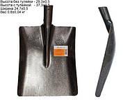 Лопата совковая песочная (тип1) из рельсовой стали МАТиК.