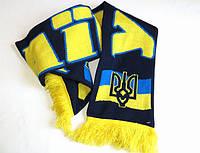 """Шарф """"Украина"""" с гербом"""