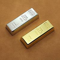 USB флеш накопитель  Слиток золота на 32 g.