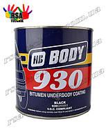 BODY 930,3kg (Антикор,Мастика)2,5кг
