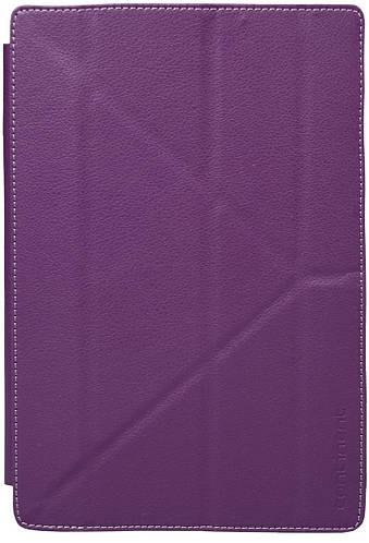 Защитный чехол для планшета с диагональю 10 на липучке Continent Universal UTS-102VT фиолетовый