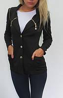 Пиджак-15 черный