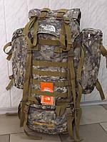 Большой каркасный рюкзак для охоты и рыбалки THE NORTH FACE A 46