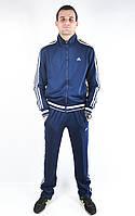 Спортивный костюм Adidas ORIGINAL, производства Турция (синий)