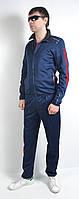 Мужской фирменный спортивный костюм - 118-47