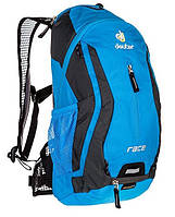 Велорюкзак Deuter Race turquoise/anthracite (32113 3423)