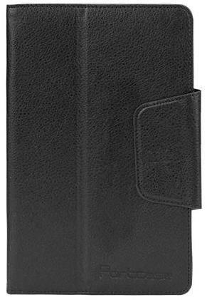 Универсальный чехол для планшета диагональю 8.0`PORTCASE,TBL-380BK черный