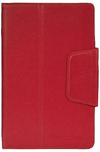 Универсальный чехол для планшета диагональю 8.0`PORTCASE, TBL-380RD красный