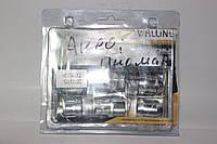 Секретки (гайки колес) Aveo(вращ. кольцо, 2 ключа+ защ.колпач.)
