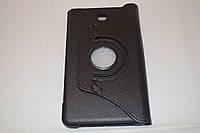 Поворотный 360° чехол-книжка для Samsung Galaxy Tab 4 8.0 T330 T331 T335 (черный цвет)