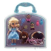 Кукла Золушка Cinderella Disney Animators mini Дисней коллекция
