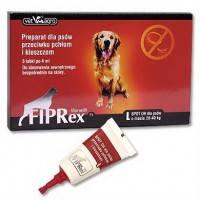 Фипрекс L 75 спот-он (Fiprex 75 Spot On) Капли от блох и клещей для собак от 20 до 40 кг - 1 пипетка