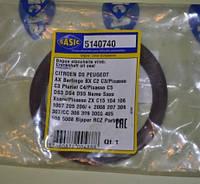 САЛЬНИК 85X105X9 (0514A2) уплотняющее кольцо коленчатый вал SASIC 5140740