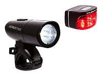 Sigma Roadster + Cube Rider LED осветительный комплект с StVZO-Zulassung