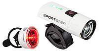Sigma Sportster + моно RL LED осветительный комплект с StVZO-Zulassung