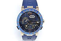 Наручные мужские часы Ulysse Nardin El Toro blue