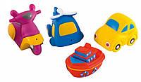 Набор игрушек для купания Canpol Babies Транспорт (2/996)