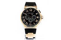 Наручные мужские часы Ulysse Nardin Marine Chronograph Manufacture