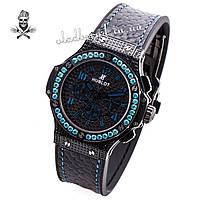 Наручные мужские часы Hublot Hublot Big Bang Black Fluo