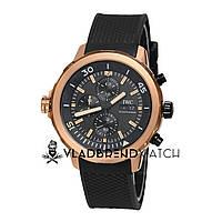 Наручные мужские часы Iwc Aquatimer Chronograph