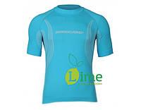Термо футболка для спорта NordeCamp Blue