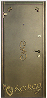 Двери входные молотковые Эклипс Премиум тм.Каскад