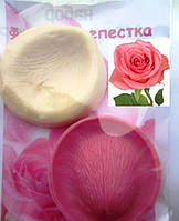 Молд + вайнер лепесток розы ( р-р 5,5 х 6 см) для фоамирана и глины