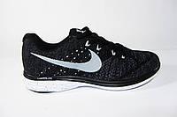 Мужские кроссовки Nike Air Max Thea, текстиль, черные, Р. 46