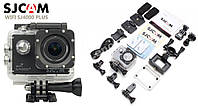 Экшн камера SJCAM SJ4000+ plus 2k Оригинал