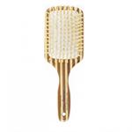 Щетка Healthy Hair Large Paddle HH4 массажка бамбуковая