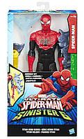Титаны: Человек-Паук Паутинные Бойцы с орудием сражения, B5756