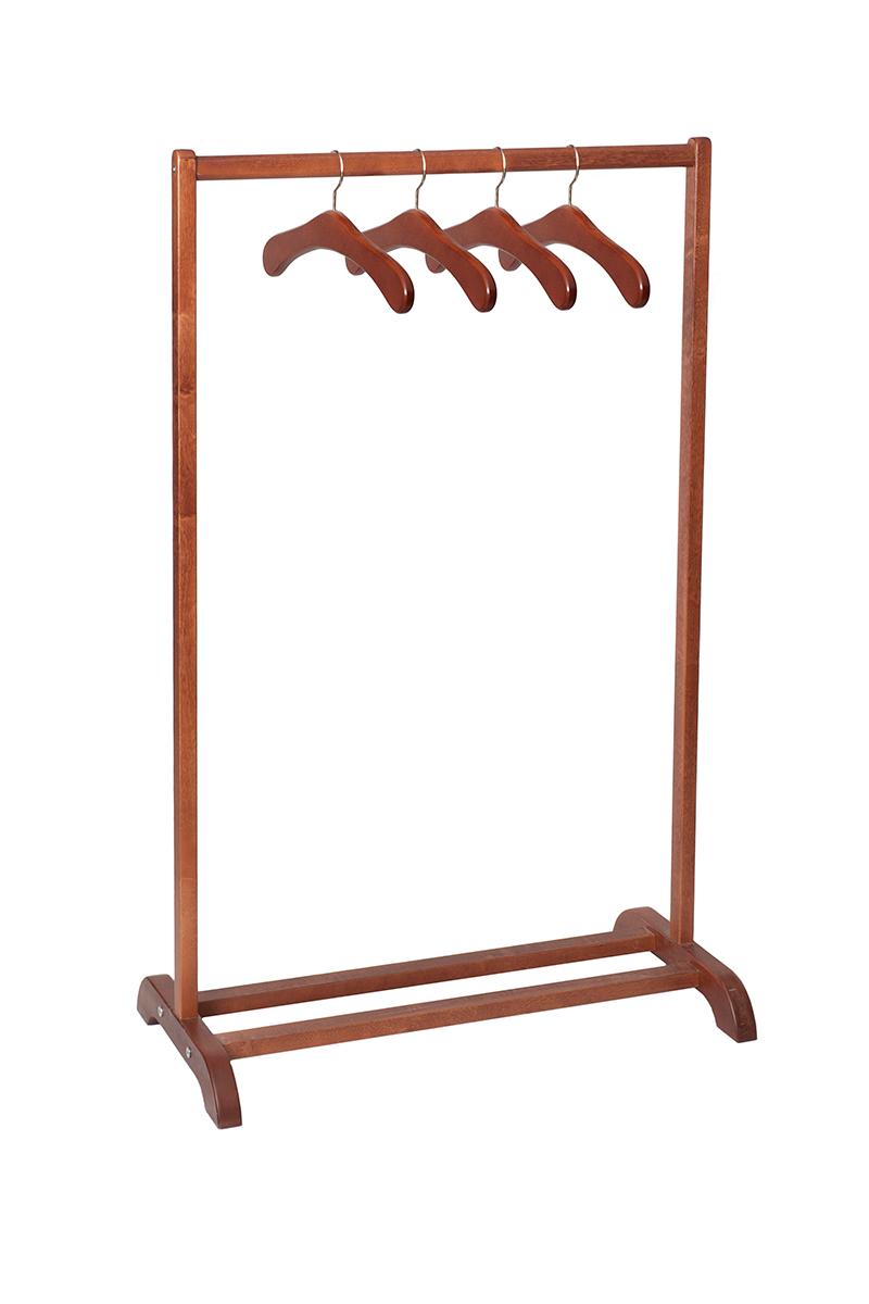 Вешалка напольная для костюма с плечиками деревянная своими руками 99
