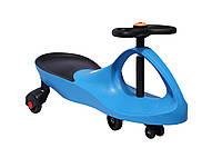 Машинка-каталка детская синяя Smart Car Blue арт. SM-B